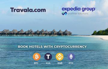 暗号資産決済で予約できる「ホテル・宿泊施設」を大幅拡大:Travala×Expedia