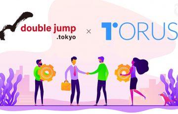 doublejump.tokyo:SNS情報で利用できるウォレット開発会社「Torus Labs」と提携