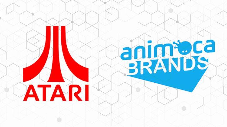 Animoca Brands:Atari製人気ゲームの「ブロックチェーン版」開発へ|NFTなども発行