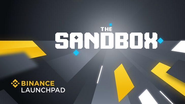 BINANCE:ザ・サンドボックス(The Sandbox/SAND)の「トークンセール」開催へ