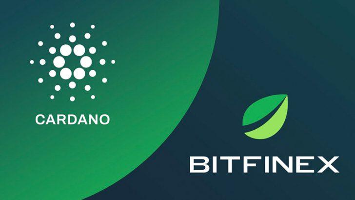 Bitfinex「カルダノ(Cardano/ADA)」取扱い開始|3つの取引ペアを提供