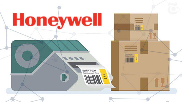 Honeywell「ブロックチェーン×ラベルプリンター」でサプライチェーン管理