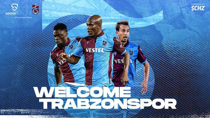 Chiliz:トルコの強豪サッカークラブ「Trabzonspor」と提携|TRAトークン発行へ