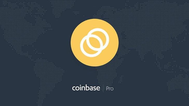 Coinbase Pro:Libraのライバル「CELO」取扱いへ|上場発表で価格は約2倍に