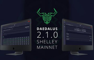 【Cardano/ADA】ITN報酬の還元機能を備えた「Daedalus 2.1.0」公開|受取方法も解説