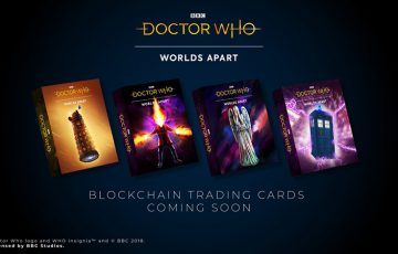 SFテレビドラマシリーズ「Doctor Who」のブロックチェーンゲーム開発へ