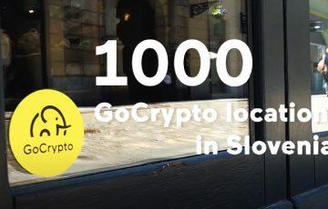 スロベニアで仮想通貨決済の導入進む「1,000ヵ所以上」でサービス展開:GoCrypto