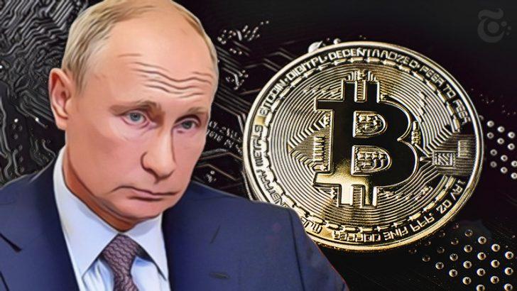 【ロシア】プーチン大統領「暗号資産関連法案」に署名|仮想通貨の決済利用は禁止に