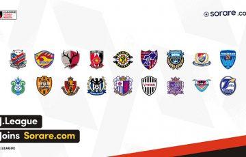 Sorare:日本プロサッカー「Jリーグ全選手」のブロックチェーンカード発行へ