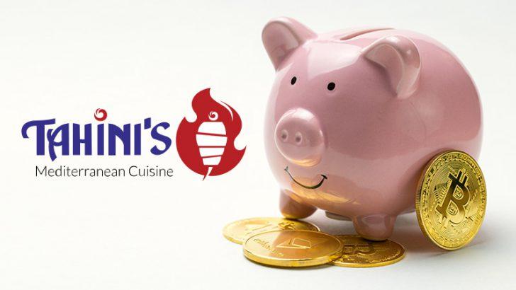 全ての準備金を「法定通貨→ビットコイン」に交換:カナダの地中海料理レストラン