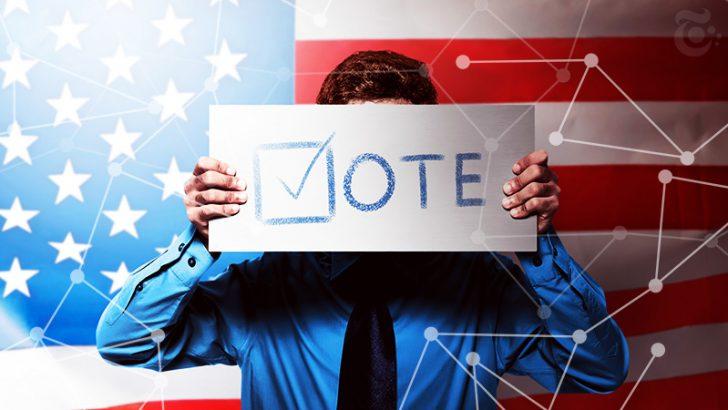米国郵政公社「ブロックチェーン投票システム」の特許申請