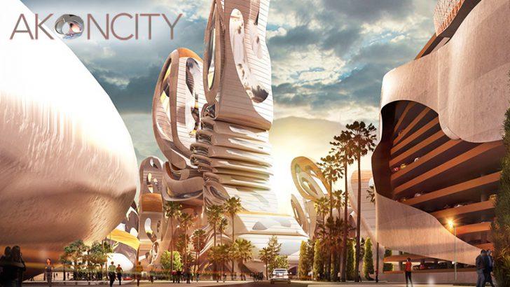 仮想通貨都市「AKONCITY」の詳細情報が明らかに|7つの主要地区で構成