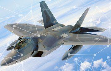 アメリカ空軍「戦闘・空域管理」などでのブロックチェーン活用を検討