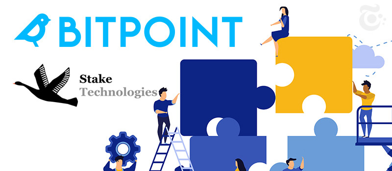 BITPoint-StakeTechnologies-Development