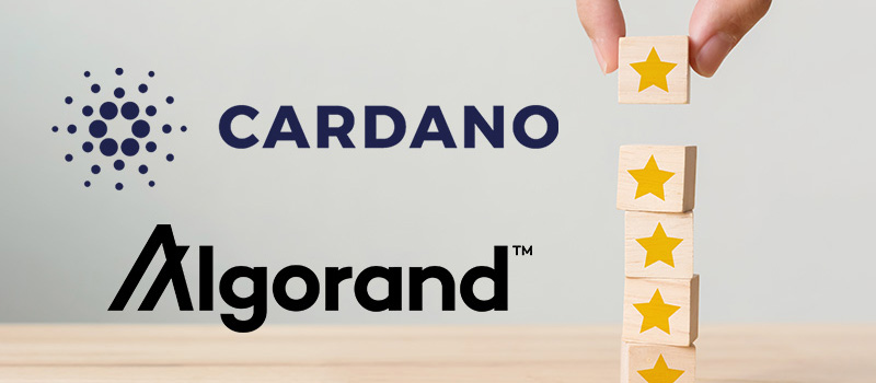 Cardano-Algorand-Evaluation