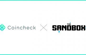 コインチェック「The Sandbox」と連携|NFTマーケットプレイスでトークン取扱いへ