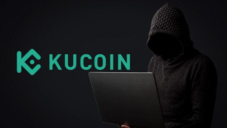 暗号資産取引所「KuCoin」大規模な出金を検出|複数銘柄でハッキング被害か