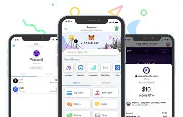 イーサリアムウォレットアプリ「MetaMask Mobile」Android・iOS向けに正式リリース