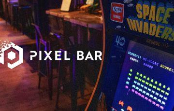 仮想通貨が稼げる「スペースインベーダーのアーケードゲーム」を設置:英Pixel Bar