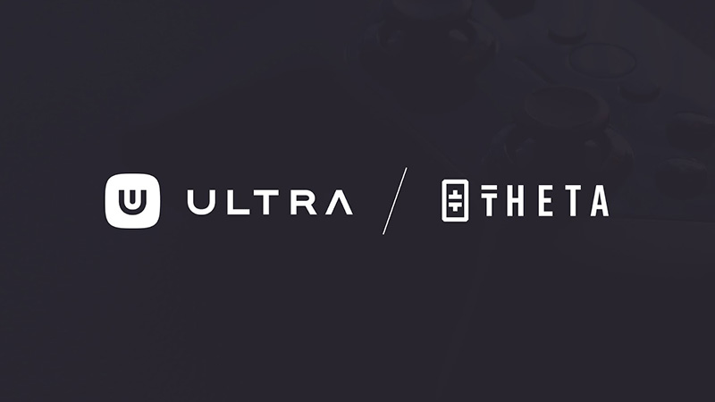 ブロックチェーン基盤のウルトラ(Ultra/UOS):動画配信プラットフォーム「Theta Network」と提携