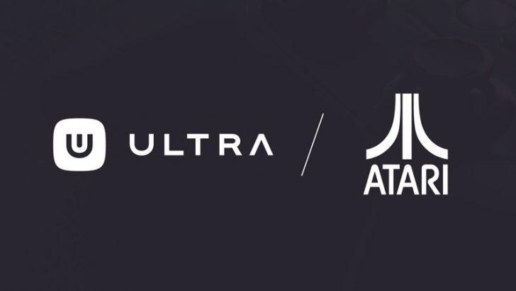 Ultra×Atari:家庭用ゲーム機に「ブロックチェーンゲーム関連機能」標準搭載へ