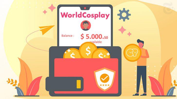コスプレ画像投稿サイト「WorldCosplay」暗号資産ウォレットを実装