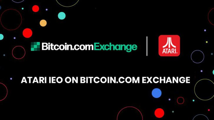 Bitcoin.com:Atari Token(ATRI)の「IEO」実施へ|トークン販売後は上場も予定