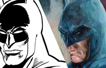 Batman(バットマン)の「NFTデジタルアート」販売へ:有名漫画家Jose Delbo