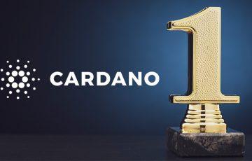 カルダノ(Cardano/ADA)GitHub開発活動ランキングで引き続き「1位」獲得