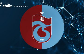 Chiliz Exchange:Trabzonsporの公式ファントークン「$TRA」取扱いへ