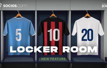 Chiliz&Socios:新たなファントークン販売方法「Locker Room」を発表