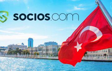 チリーズ(Chiliz/CHZ)トルコに「Sociosの子会社」設立|市場開拓を加速