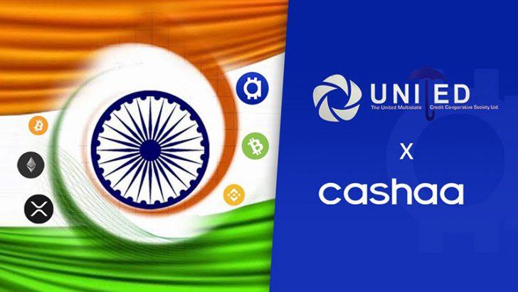 インド初の暗号資産銀行サービス「UNICAS」登場|実店舗などでBTCなど8銘柄取り扱い