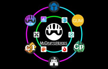【My Crypto Heroes】ガバナンストークン「MCH Coin」発行へ|記念キャンペーンも開催