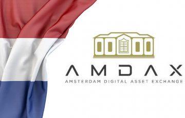 暗号資産取引所「AMDAX」オランダ初の運営ライセンス取得