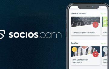 Sociosアプリに「ゲームと報酬・特別優待」機能追加|観戦チケットのランダム抽選会も