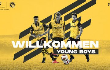 Socios.com:スイスのサッカークラブ「BSC Young Boys」の公式ファントークン発行へ