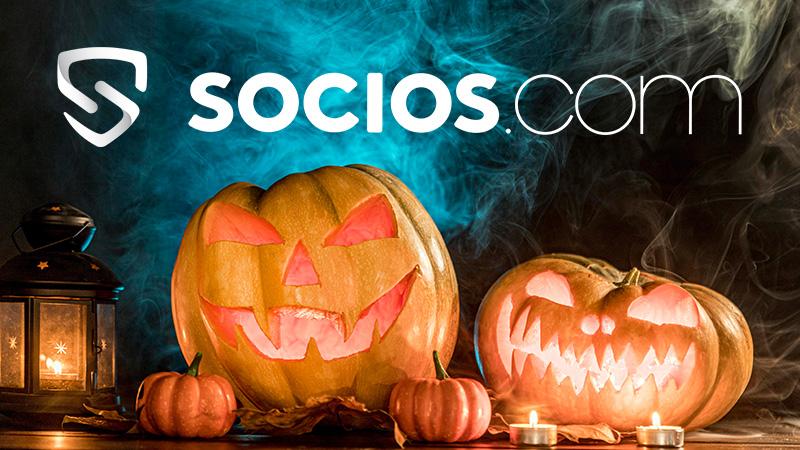 Socios:公式SNSで使用する「ハロウィン限定プロフィール画像」のデザイン募集開始