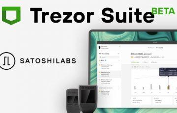 トレザーの新たなデスクトップアプリ「Trezor Suite」ベータ版公開:SatoshiLabs