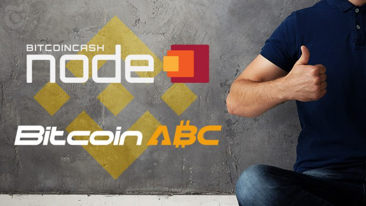 BINANCE「BitcoinCash Node」と「BitcoinCash ABC」両通貨の取引サービス開始