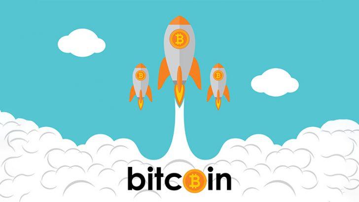ビットコイン価格「180万円」突破|過去最高値更新は近い?