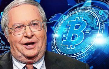 最終的には「主要銀行などもビットコインに投資する」と予想:伝説の投資家Bill Miller