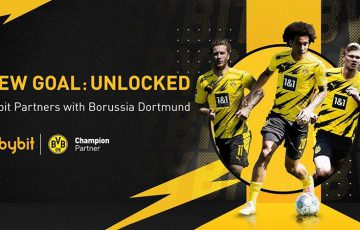 暗号資産取引所Bybit:ドイツの名門サッカークラブ「Borussia Dortmund」と提携