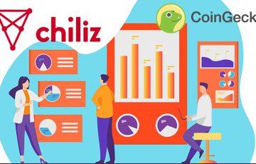 CoinGecko「Chiliz関連ファントークン」の情報提供を開始|ウィジェットも利用可能に