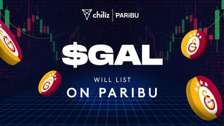 【Chiliz】ガラタサライのファントークン$GAL、暗号資産取引所「PARIBU」に上場