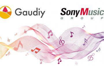 ブロックチェーン企業Gaudiy「ソニー・ミュージックエンタテインメント」と業務提携