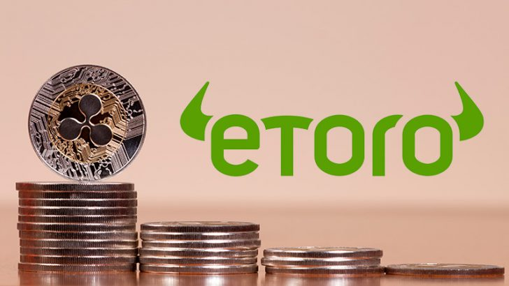 eToro:XRP保有者に対する「Sparkトークン付与」対応へ|今後の買い増加に期待感