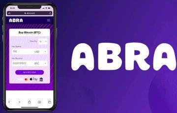 仮想通貨投資アプリAbra「様々な決済手段に対応した新サービス」を発表