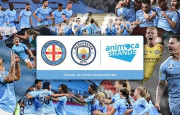 ブロックチェーンゲーム開発企業「Animoca Brands」シティ・フットボール・グループと提携
