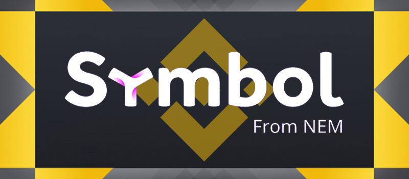 BINANCE-Symbol-XYM